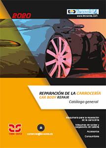 Catálogo TSD-Tecsolda Equipos para la reparación de la carrocería