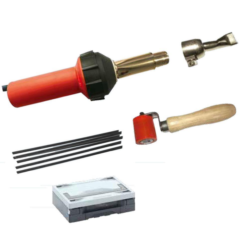 TSD-Tecsolda reparación del plástico Soldador plastic-pl8000