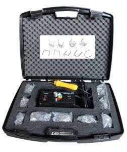 TSD-Tecsolda reparación del plástico Kit Maleta soldador para plastico