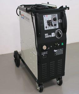 Equipo de soldadura MIG-CAR PRO1 TSD-Tecsolda