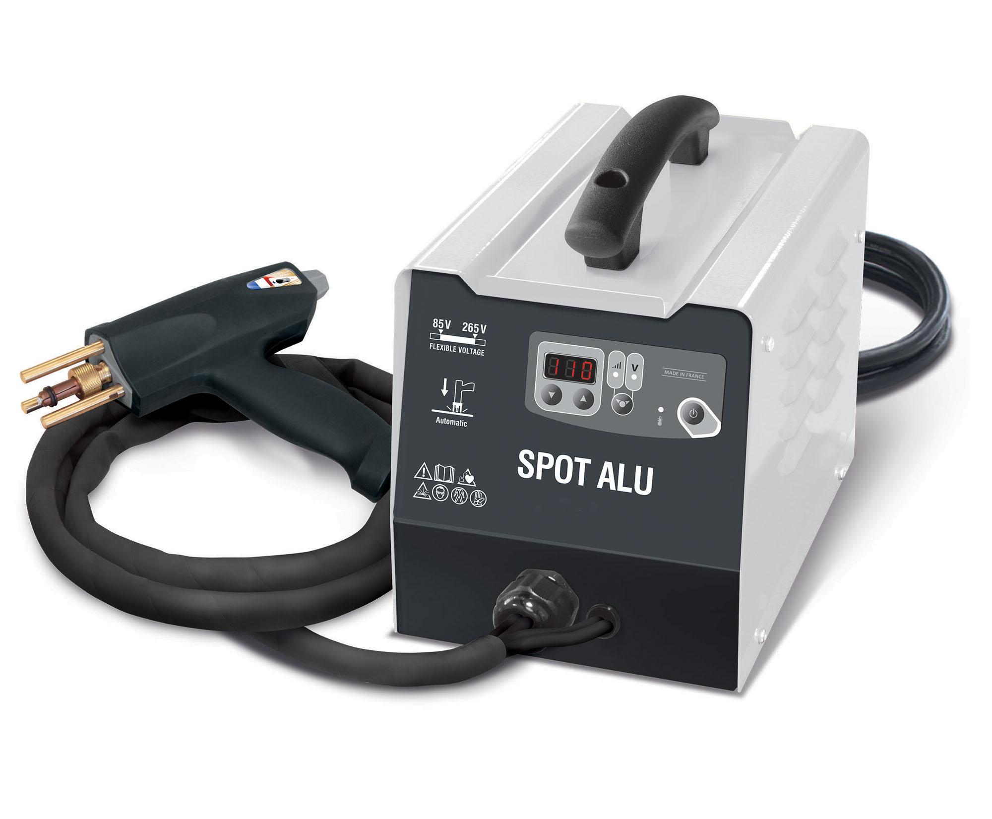 Desabolladora TSD Spot Alu-FV para aluminio