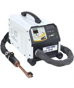 Inductor magnético para calentar la chapa de la carrocería TSD PWD 37LG