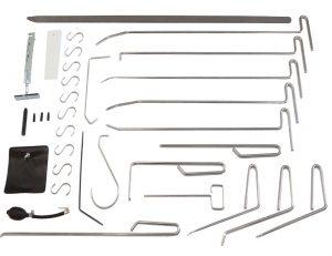Varillas para la reparación de carrocería