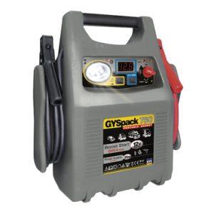 Cargador y arrancador para batería vehículos