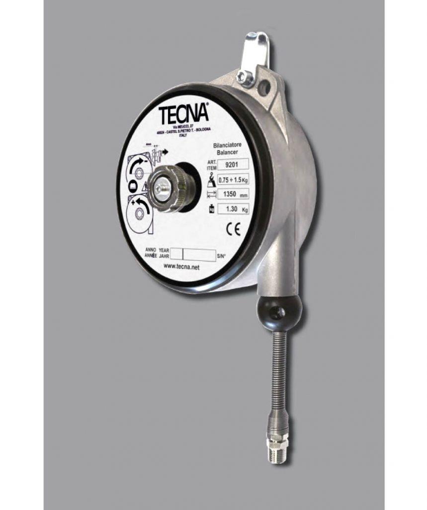 Equilibrador de carga TECNA para uso industrial