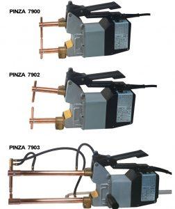Pinzas de soldadura TECNA distribuidas por TSD-Tecsolda