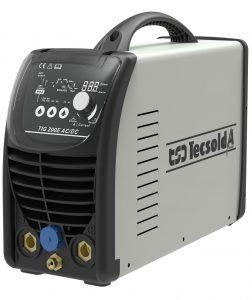 Equipo de soldadura TSD-Tecsolda tig-200e-acdc
