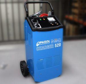 Cargador de baterías de coches