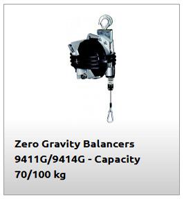 Equilibrador con capacidad de 70-100 kg