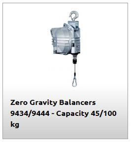 Equilibrador de100kg modelo 9444