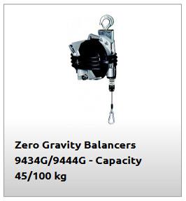 Equilibrador de 100kg modelo 9444G