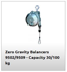 Equilibrador de 100kg modelo 9509