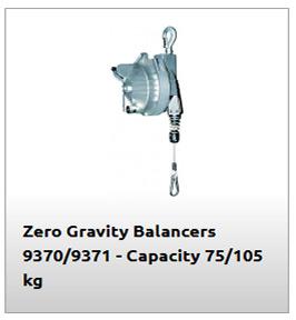Equilibrador de105 kg modelo 9371