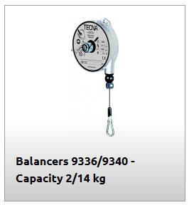 Equilibrador de 14kg modelo 9340