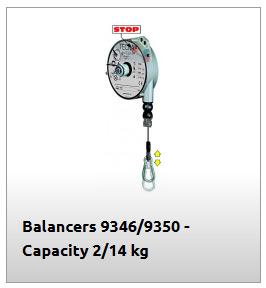 Equilibrador de 14 kg modelo 9350