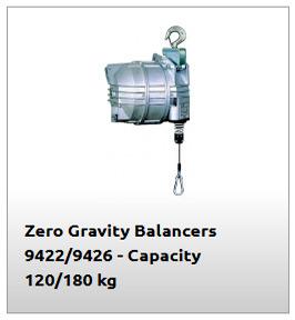 Equilibrador de180kg modelo 9426