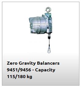 Equilibrador de 180kg modelo- 9456