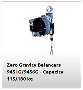 Equilibrador de 180kg modelo