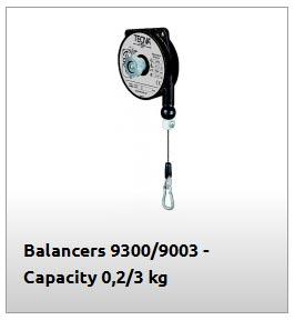 Equilibrador de 3kg modelo 9003