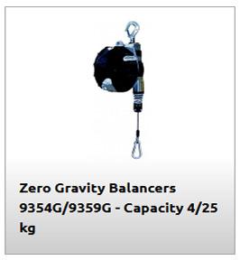 Equilibrador de 25 kg modelo 9359G