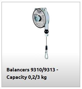 Equilibrador de 3kg modelo 9313