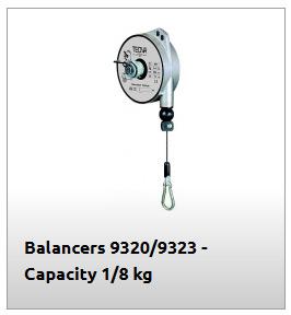 Equilibrador de 8kg modelo 9323