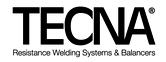 Logo Tecna welding