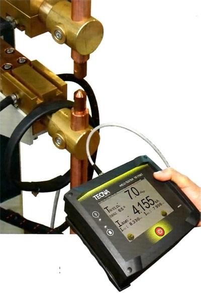 TE1700C Instrumento de medida y control corrientes de soldadura