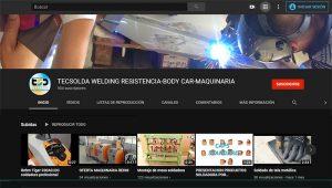 Video demostraciones TSD-Tecsolda