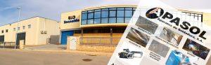 Acuerdo entre las empresas Tecsolda y Apasol