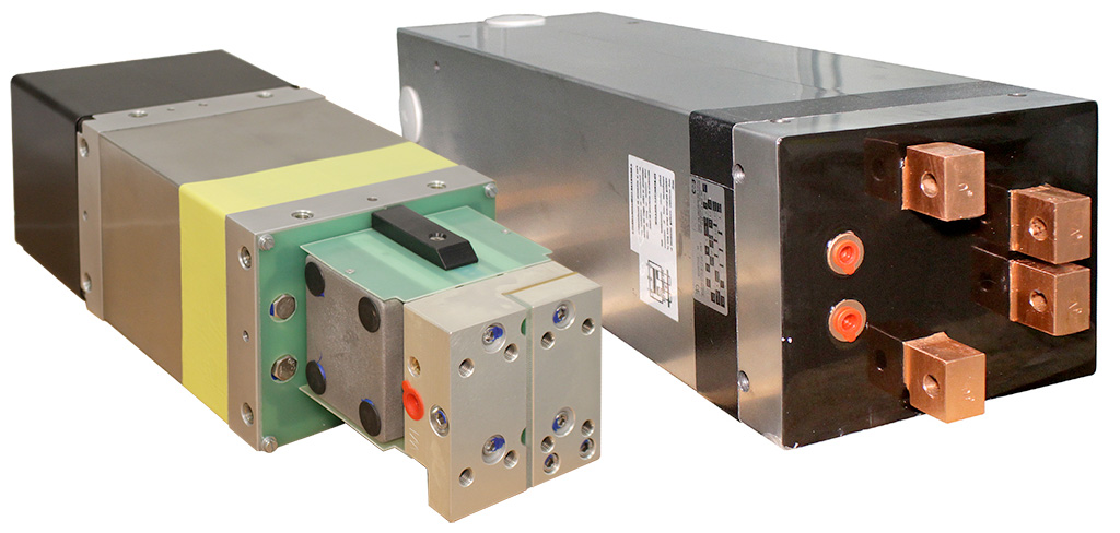 Transformadores de potencia para soldadoras por resistencia