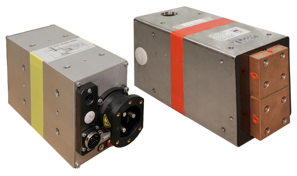 Transformadores monofásicos y trifásicos para la soldadura por resistencia