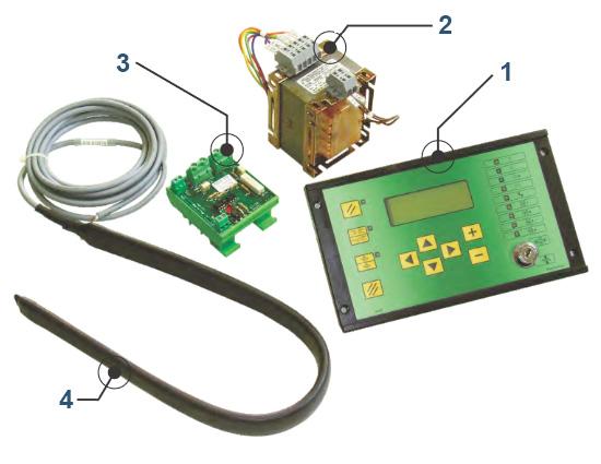 Kit control de soldadura TE550