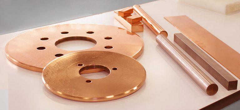 Roldana electrodos y cobre para elaboraciones